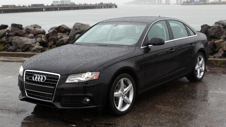 Audi A4 2011 взгляд по-новому