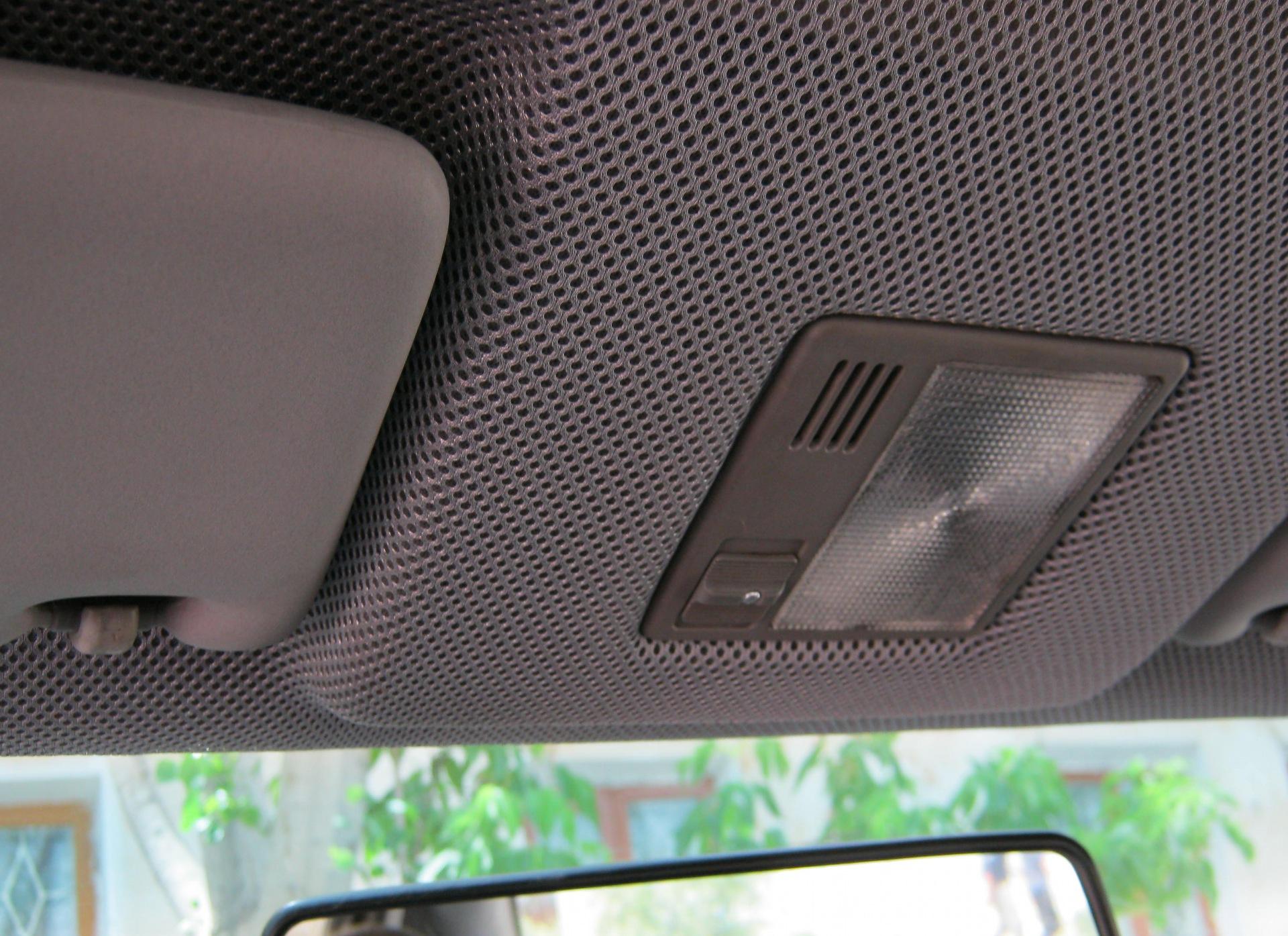 Тюнинг потолка машины своими руками