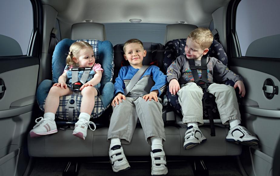 Как правильно выбрать автокресло для детей