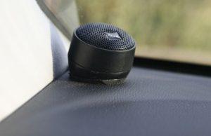 Установка ВЧ динамика в автомобиль