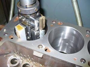 Расточка двигателя