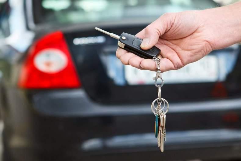 Экономия на арендованном авто